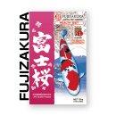 JPD Koifutter Fujizakura - Gesundheitsfutter 5 kg / M - 4 mm